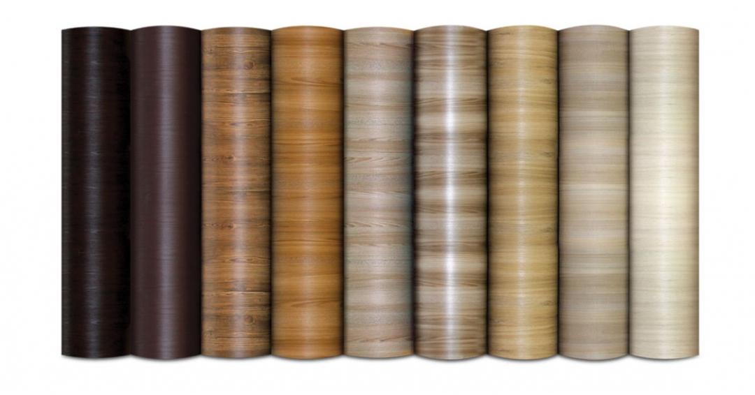 انواع روکش های چوب