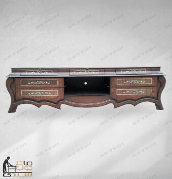 طاولة الشاشة المسطحة المزركشة مقاس 190
