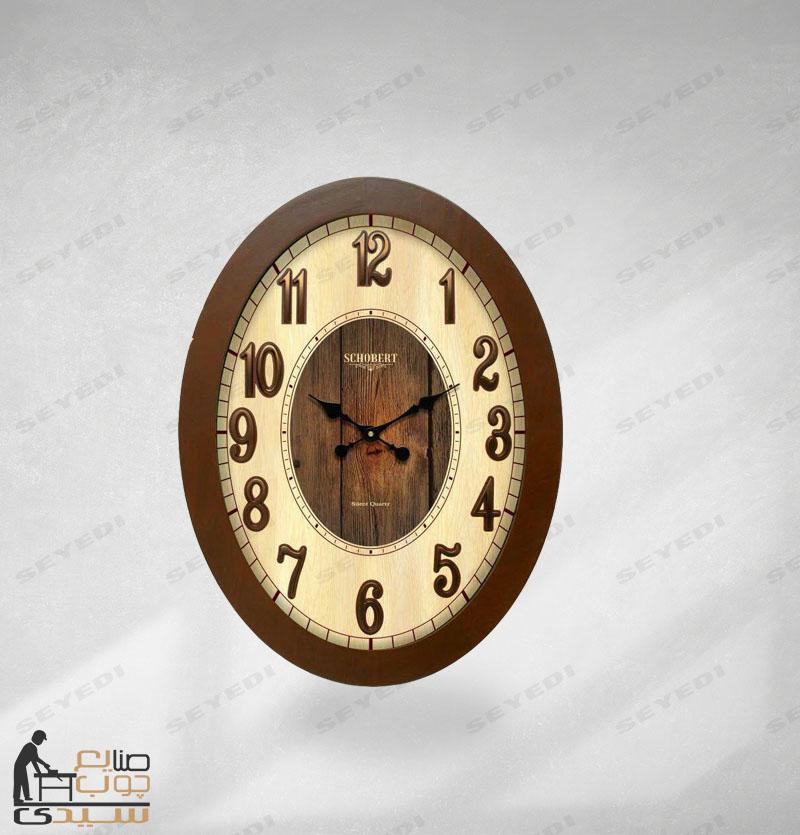 ساعة حائط (جدارية )