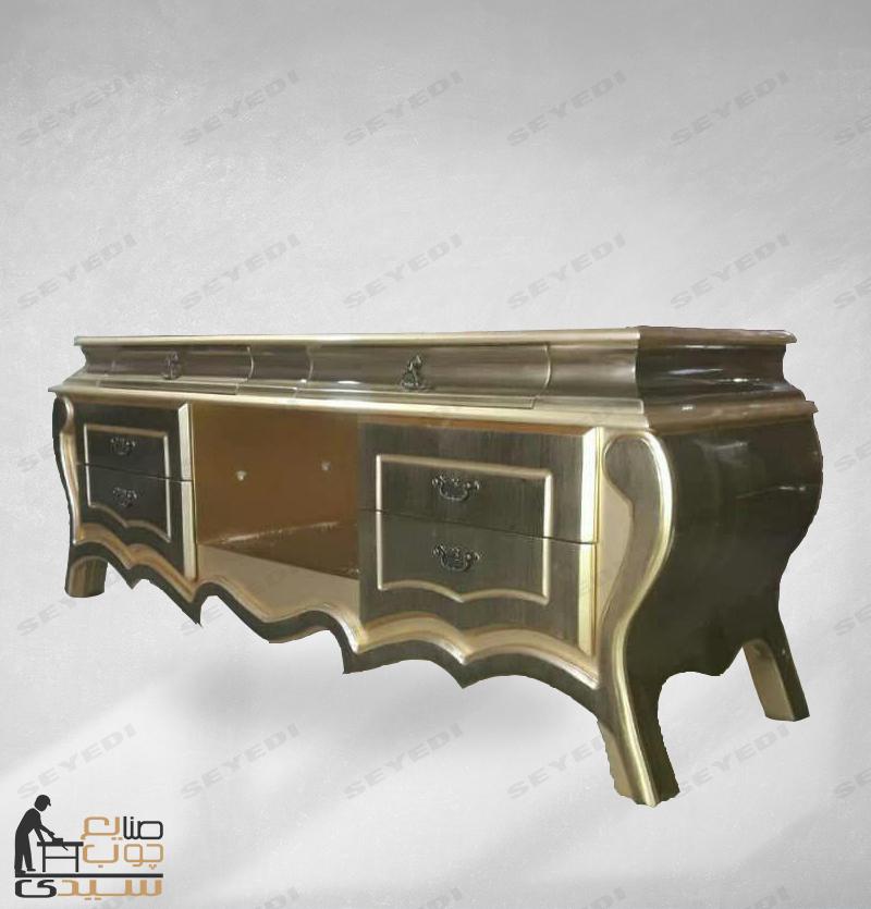 میز ال سی دی بغل خمره معرق 170